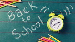 Primo giorno scuola-lineabio360